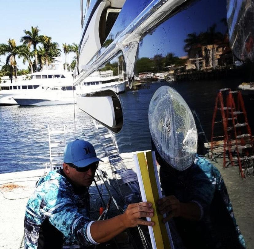 Yacht Wrap