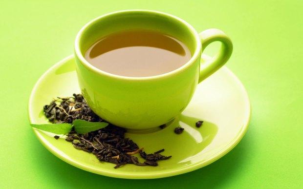 Alimentos detox: Chá verde