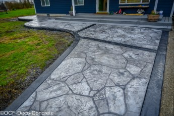 flagstone concrete stamping-2-2