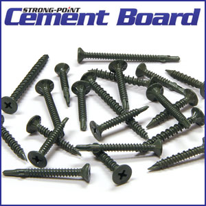 Cement Board Screws