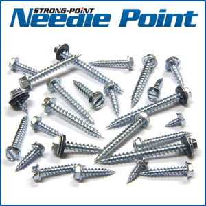 Needle Point Screws