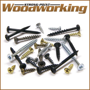 Woodworking Screws