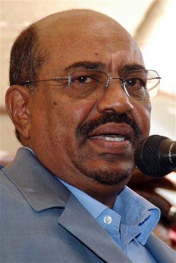 Omar Al-Bashir (AP)