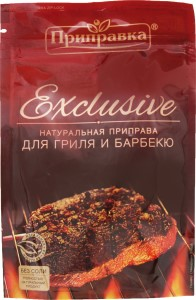 Приправа для гриля и барбекю торговой марки «Приправка»