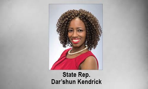 Image result for Dar'Shun Kendrick (D-GA)