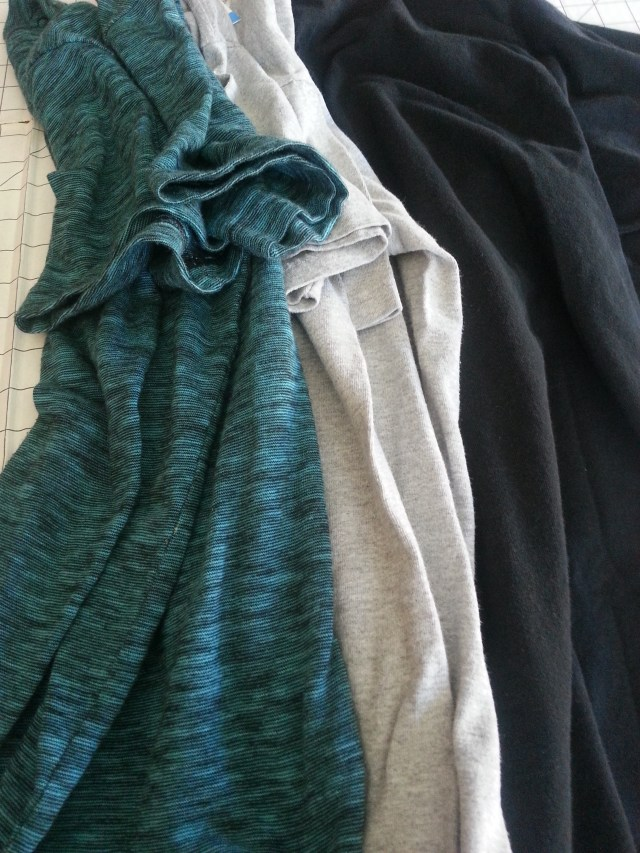 T-Shirt Necklace DIY Fashion