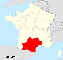 Languedoc-Roussillon-Midi-Pyrénées_region_locator_map.svg