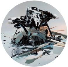 Tania Blanco Rubio, Gliphosate, Finalista 30 Premio BMW de Pintura
