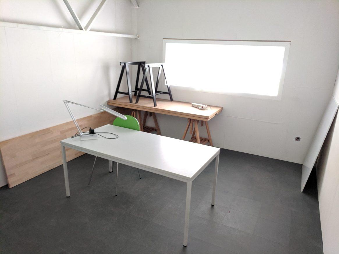 Staff Room / Lagerraum
