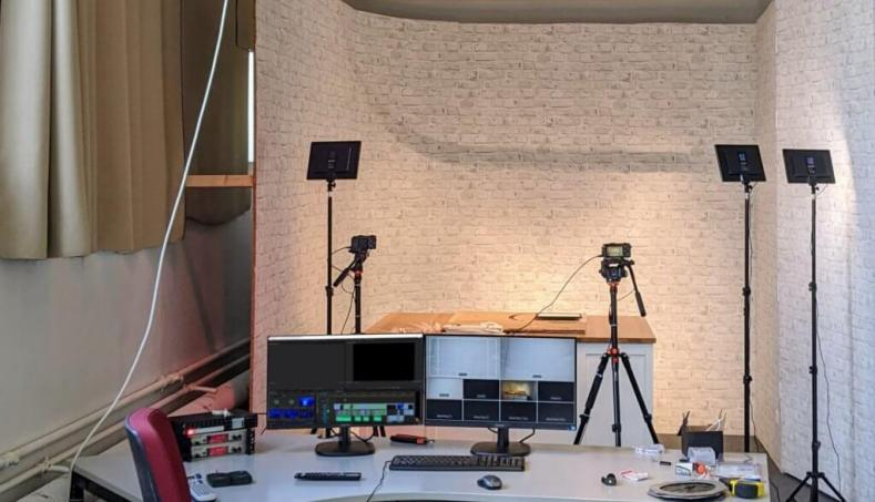 Rote Halle Video Studio