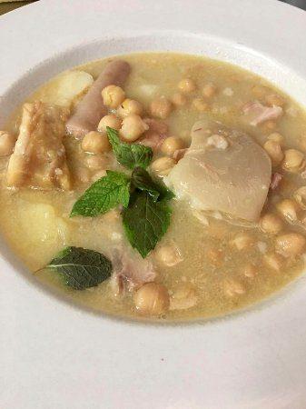 Puchero - Receta de cocina andaluza y española