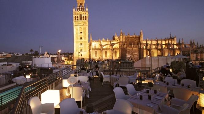 Las Terrazas Con Mejores Vistas De Sevilla Ocho Sabores