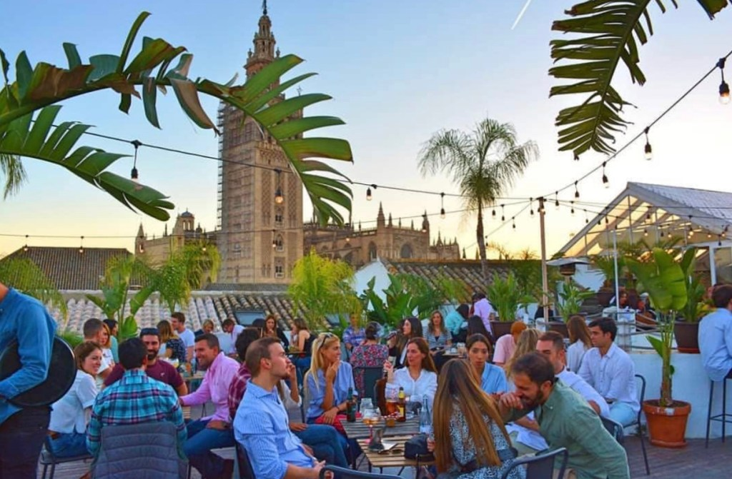 13 Terrazas De Altura Con Las Mejores Vistas A Sevilla
