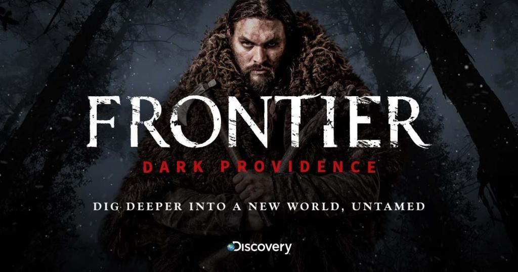 Frontier, serie de Netflix del 2016.