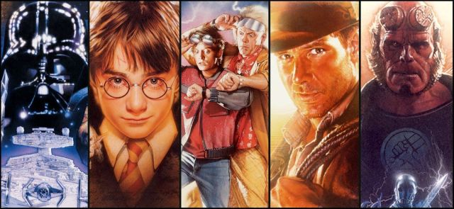 Legendary Poster Artist Drew Struzan Is Coming Out Of Retirement ...