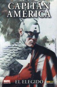 Capitan America El Elegido PORTADA 196x300 - CAPITÁN AMÉRICA: EL ELEGIDO