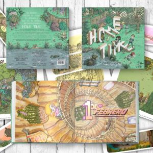 HT con postales 300x300 - Home Time, un viaje alucinante