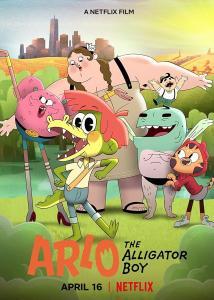 Arlo el chico caim n 545366312 large 214x300 - Mejores películas originales de dibujos en Netflix