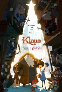 Klaus 713937309 large 203x300 - Mejores películas originales de dibujos en Netflix