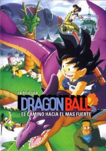 dragon ball camino mas fuerte 211x300 - Orden cronológico para ver todas las series y películas de Dragon Ball
