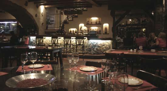 Restaurante Bodega, Puerto del Carmen, Lanzarote