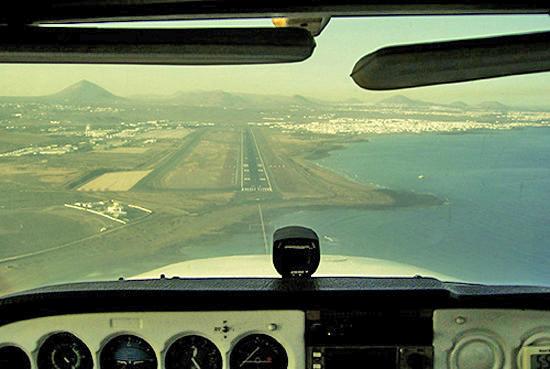 Lanzarote's Airport