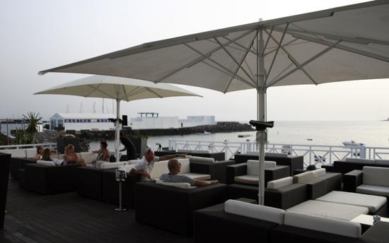 El Mirador, Chill Out de Playa Blanca, Lanzarote
