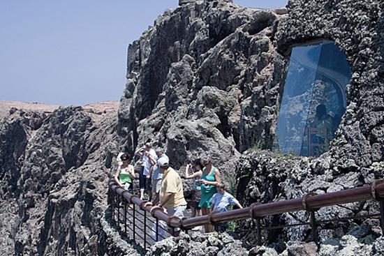 Mirador del Río, Yé, Lanzarote