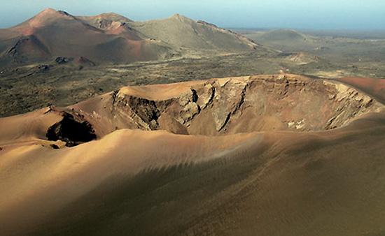 Volcano Natural Park, Lanzarote