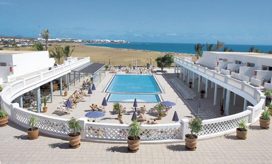 Hotel Las Costas, piscina en primera línea de playa, Puerto del Carmen, Lanzarote