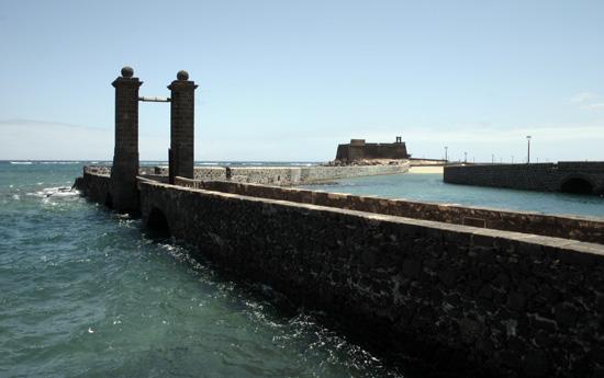Puente de Las Bolas, Arrecife, Lanzarote
