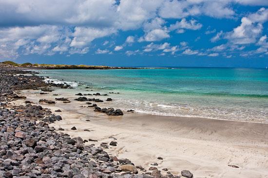 Playa Bajo el Risco de Famara, Lanzarote