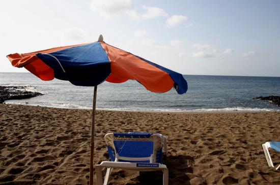 Playa Bastián, Costa Teguise, Lanzarote