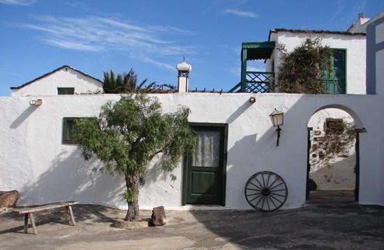 Museo Agrícola El Patio, centro etnográfico