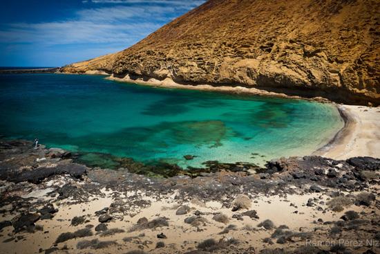 La Cocina Beach, La Graciosa, Lanzarote