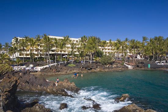Playa del hotel Los Fariones, Puerto del Carmen, Lanzarote