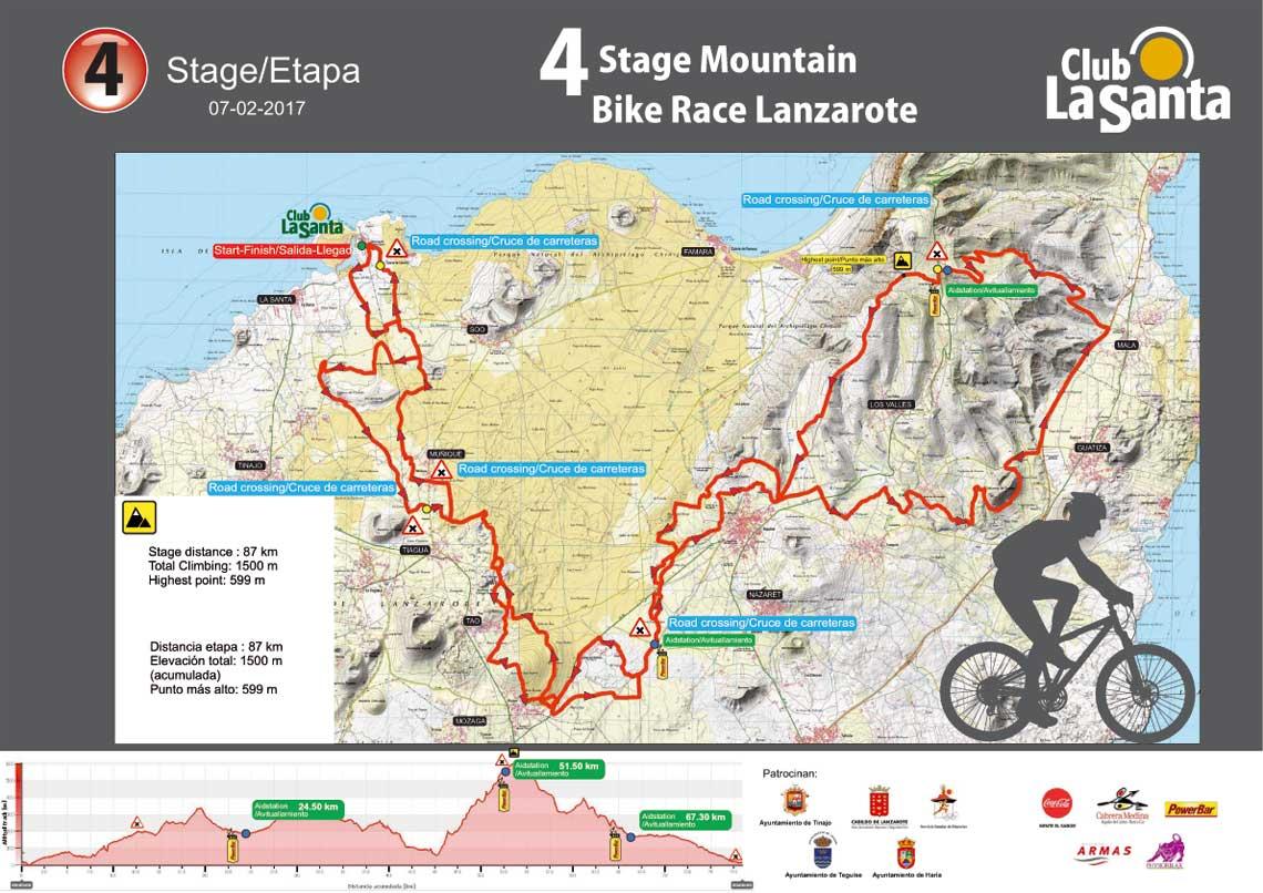 Club La Santa 4 Stage...