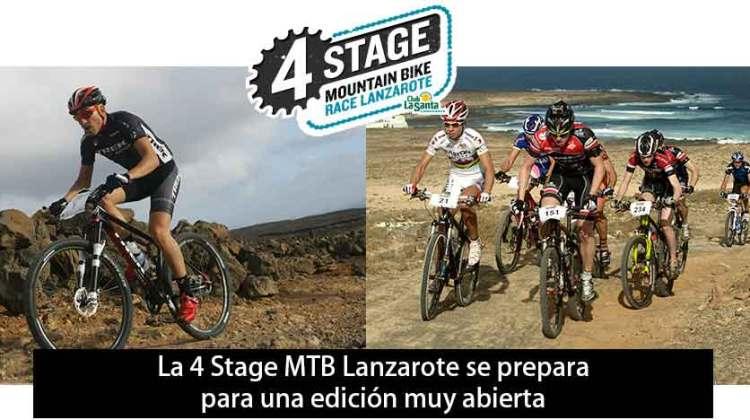 4 Stage MTB Lanzarote 2017 (Del 04 al 07 de febrero)