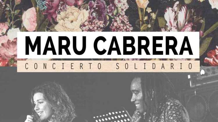 Concierto Solidario Maru Cabrera Tinguafaya