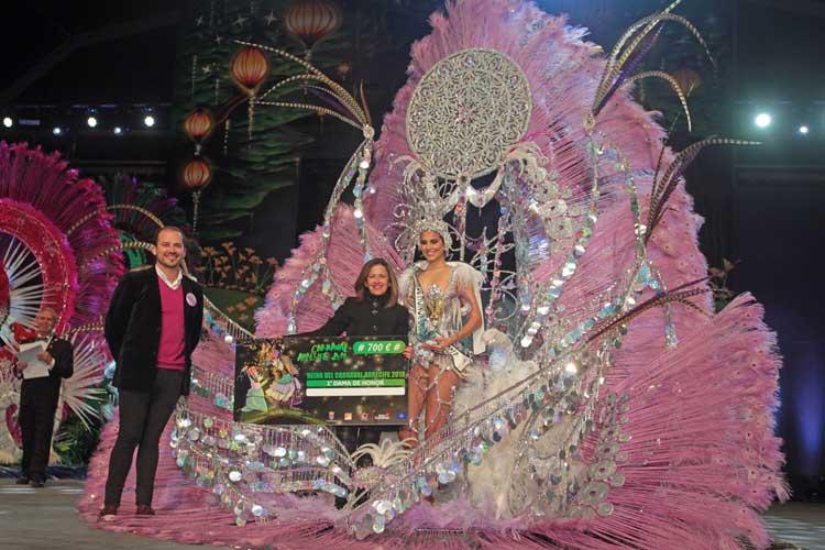 Gala Reina Del Carnaval Arrecife primera dama