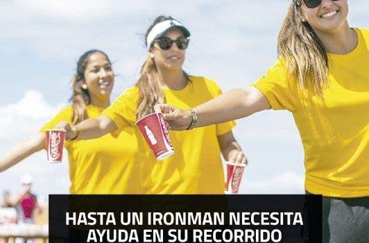 ¡Hazte voluntario Ironman Lanzarote 2018!