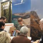 Lanzarote concinta el interés en las ferias turísticas de Viena y Stuttgart