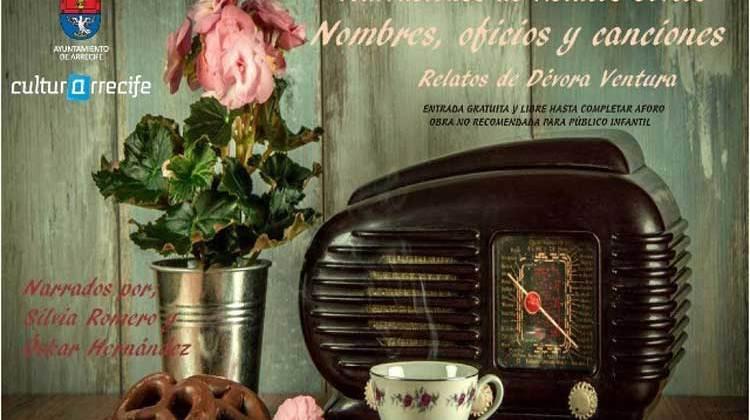 Narración de relatos cortos en La Recova (Viernes, 17 de febrero)