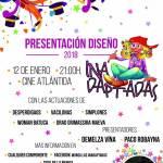 La Murga Las Inadaptadas presenta su diseño de Carnaval 2018 (Viernes, 12 de enero)