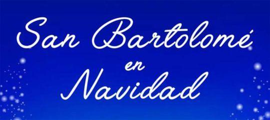 Programa Navidad San Bartolome2018-2019