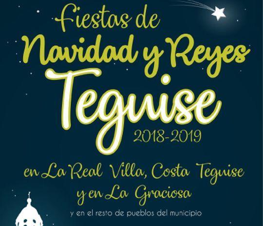 Programa Navidad Teguise 2018-2019