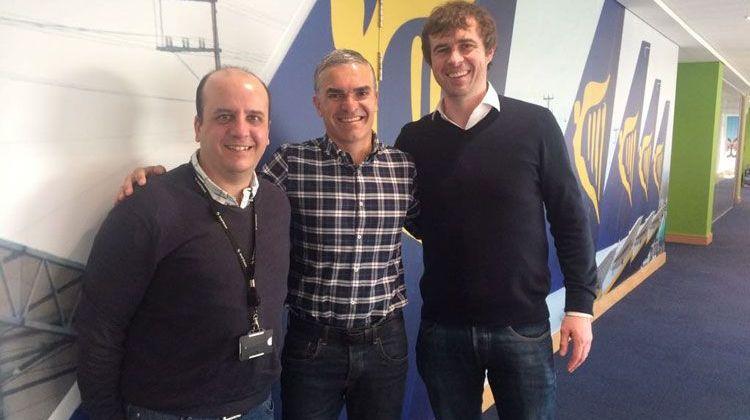 Turismo Lanzarote estudia con Ryanair y Vueling la apertura de nuevas rutas