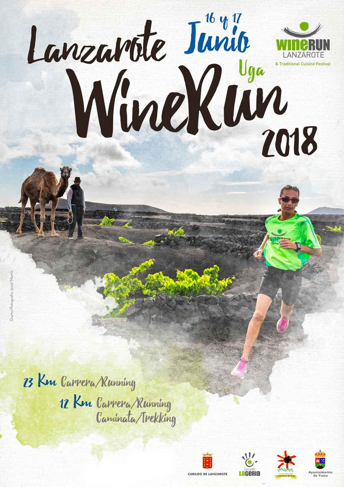 abierto el plazo de inscripción Lanzarote Wine Run 2018