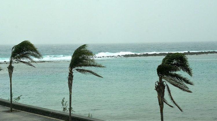 Declarada la situación de prealerta por vientos en Lanzarote