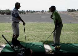 Campos de Golf en Lanzarote (Costa Teguise y Tías)